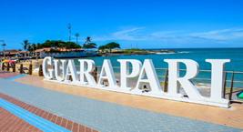 Foto da cidade de Guarapari