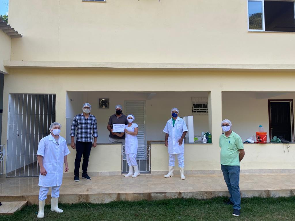 Prefeitura de Guarapari credencia mais uma agroindústria com o selo S.I.M.